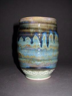 Glazed Mug - Round