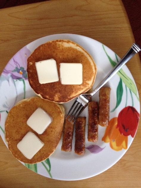 Pancakes - Round